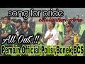 Stadion GBT Bergetar..!! All Out nyanyikan anthem Song For Pride di akhir Laga
