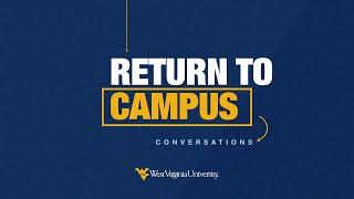 Return to Campus Conversation
