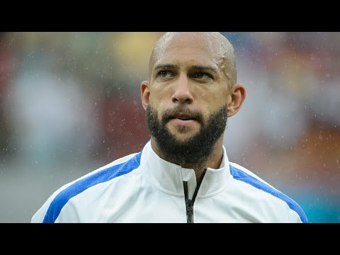 Tim Howard: 2014 Male Athlete of the Year