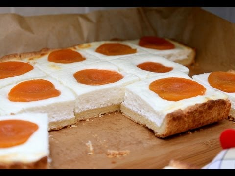 Лёгкие творожные пирожные