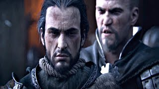 Assassin's Creed Revelations PS4 - Ezio Returns To Masyaf (AC1 Altair Home) PS4 Pro Gameplay
