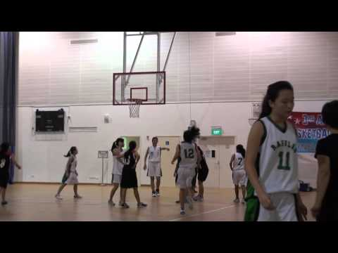 Asia Pacific Sports Management Tournament 2012  - Girls vs NJC 2