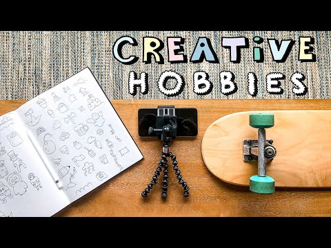 3 Hobbies EVERY Creative Person Should Have