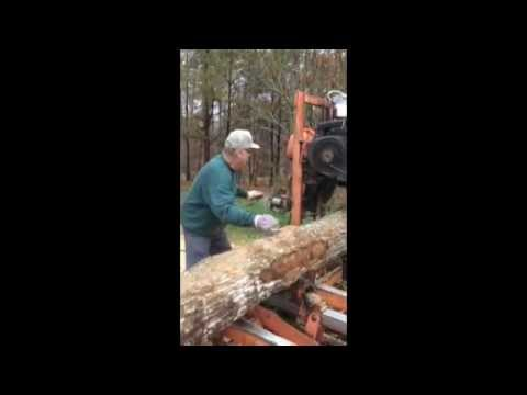 FatBeeMan Logs to Lumber