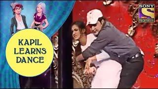 Kapil Learns Dance From Mukti - Jodi Kamaal Ki