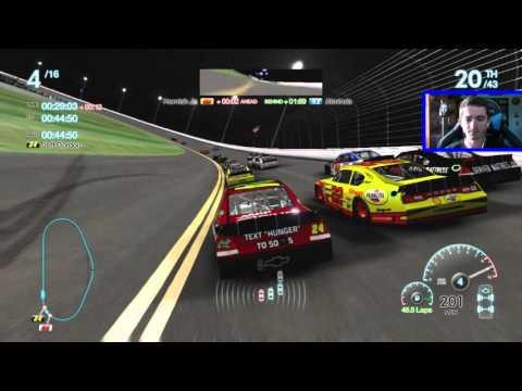 NASCAR The Game: Inside Line - Race 18/36 - Coke Zero 400