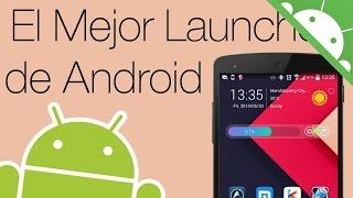 El Mejor Launcher para Android - GO Launcher EX