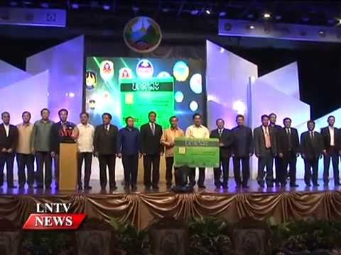 Lao news on lntv the smart tax card for Banque pour le commerce exterieur lao public