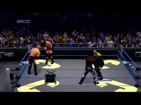 WWE Smackdown vs. Raw 2011 - Road to WrestleMania: Christian - FINALE