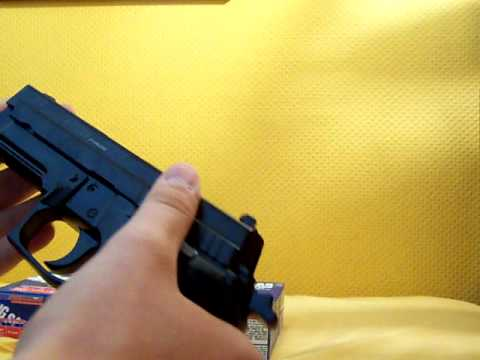 Sig P229 KJW airsoft Video
