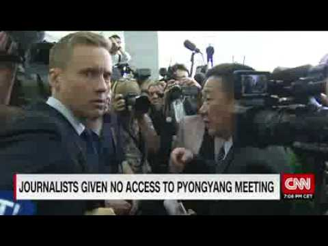 The challenge of reporting from North Korea