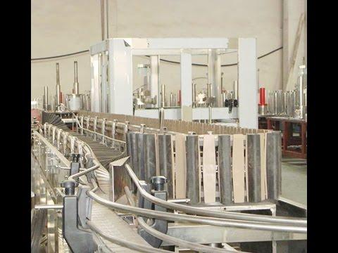 reverse bottle sterilization system for hot filling machine,best sterilizer for hot filling machine