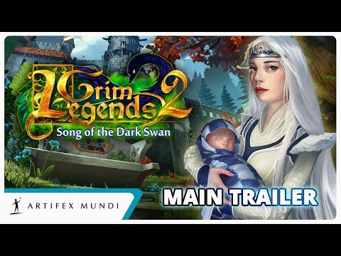 Grim Legends 2: Song of the Dark Swan (Full) APK Cover