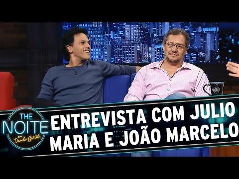 The Noite (27/04/15) - Entrevista com Julio Maria e João Marcelo