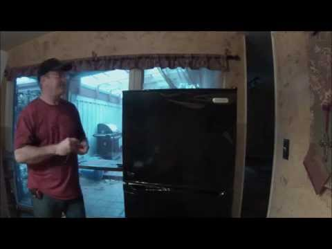Open Box Review of Vissani 9 9 cu ft Refrigerator From Home Depot