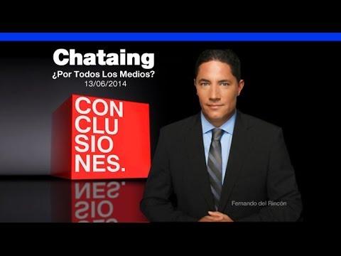 CONCLUSIONES CHATAING ¿Por Todos Los Medios #13J