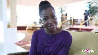 One on One with Joyce Omondi