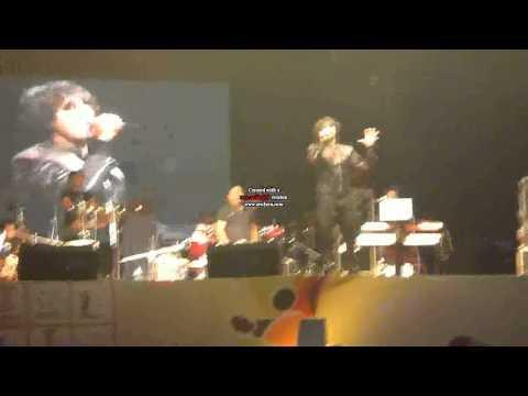 Sonu Nigam Live Mumbai - Jan 8th 2012 - Aloo Gobi Matar Paneer