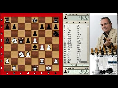 Ajedrez 2014 - Copa Sinquefield - Fabiano Caruana vs Vachier