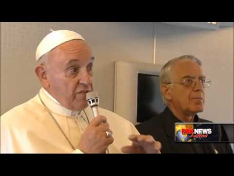 Pope Francis' family members killed in car crash