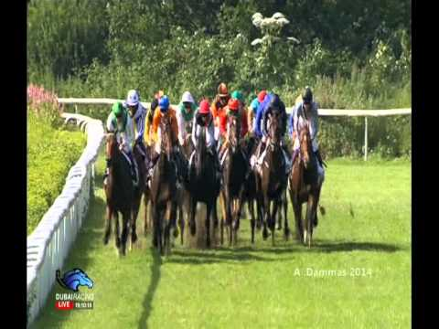 German derby 2014 G1 - Sea The Moon