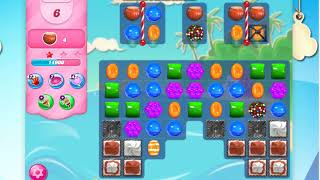Candy Crush Saga Level 3643 -25 Moves- No Boosters
