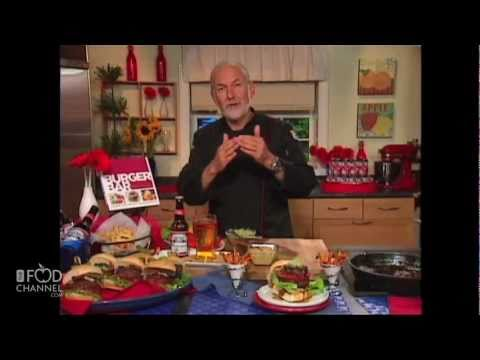 Interview with Hubert Keller and How to Make the Best Burger Ever