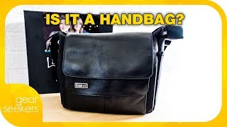 Is It A Handbag? - Think Tank Lily Deanne Lucido Camera Bag for Women - Review and Hands On