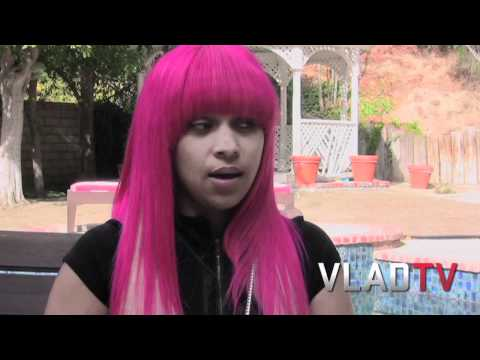Pinky Discusses Working In Adult Film Industry video