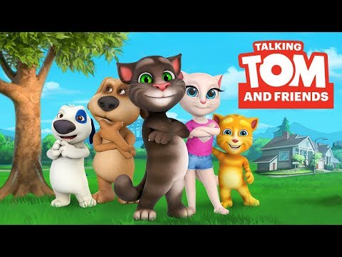 Talking Tom and Friends - LIVE Stream 24/7 TV
