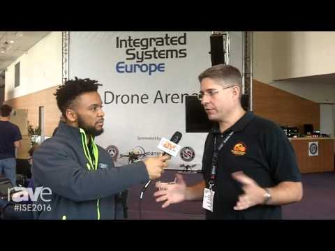 ISE 2016: Jeremy Jones Interviews Eric Jameson of Stampede About the Drone Area