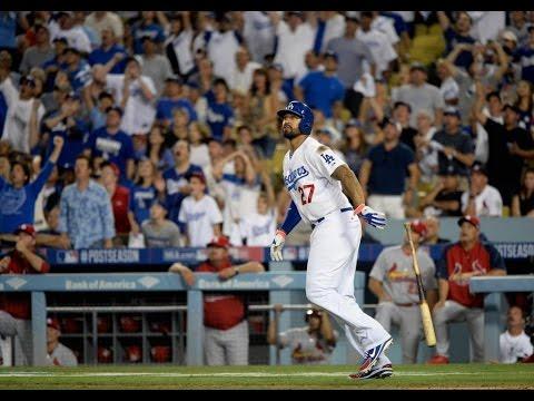 St Louis Cardinals vs Los Angeles Dodgers - NLDS Game 2 October 4, 2014 - Recap