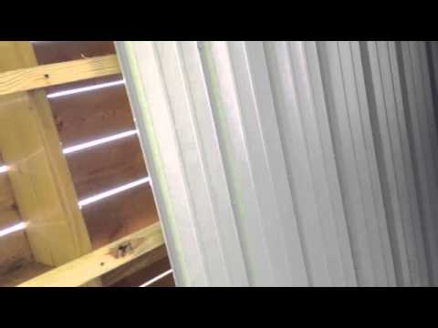 Cheap Under Deck Ceiling - YouTube