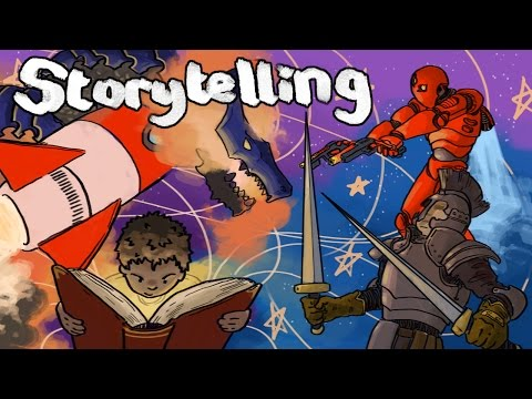 Storytelling - Become An AMAZING Storyteller!!!