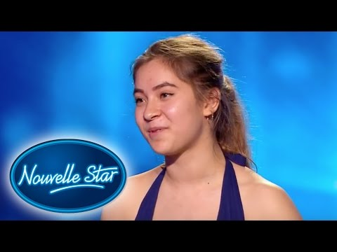 Maya: Fais moi mal Johnny - Auditions – NOUVELLE STAR 2016