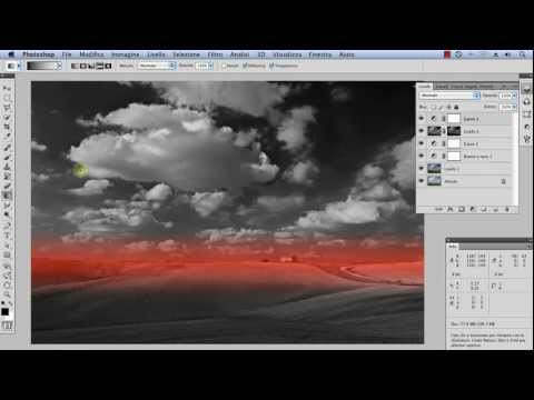 Bianco e nero: approfondimento – Video Tutorial Photoshop Italiano