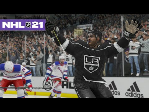 NHL 21 BE A PRO 9 GOAL OF THE YEAR?!