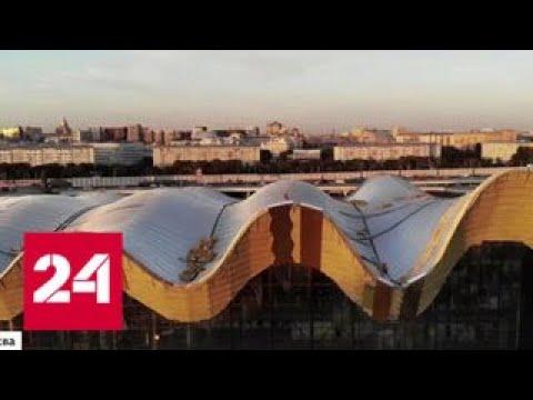 Центр художественной гимнастики в Лужниках откроется в 2019 году - Россия 24