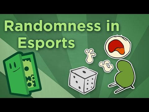 Extra Credits - Randomness in Esports - How Chance Affects Competitive Play