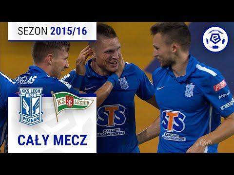 Lech Poznań - Lechia Gdańsk [1. Połowa] Sezon 2015/16 Kolejka 01