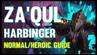 Za'qul Normal + Heroic Guide - FATBOSS