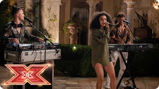 Download Lagu The Cutkelvins wow Simon and Cheryl with Camila Cabello cover | Judges' Houses | The X Factor 2017 Gratis STAFABAND