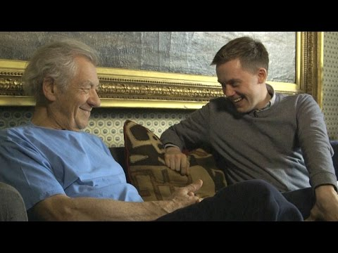 Owen Jones meets Sir Ian McKellen | 'No one regrets being honest about their sexuality'