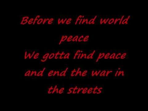 2Pac ft. Elton John Ghetto Gospel Lyrics