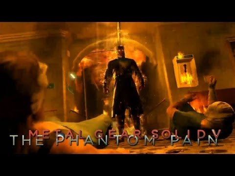 Metal Gear Solid 5: The Phantom Pain 'Demo Gameplay @ GDC 2013' HD