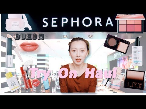 Sephora 2018八五折购物分享 种草推荐 Videominecraft Ru