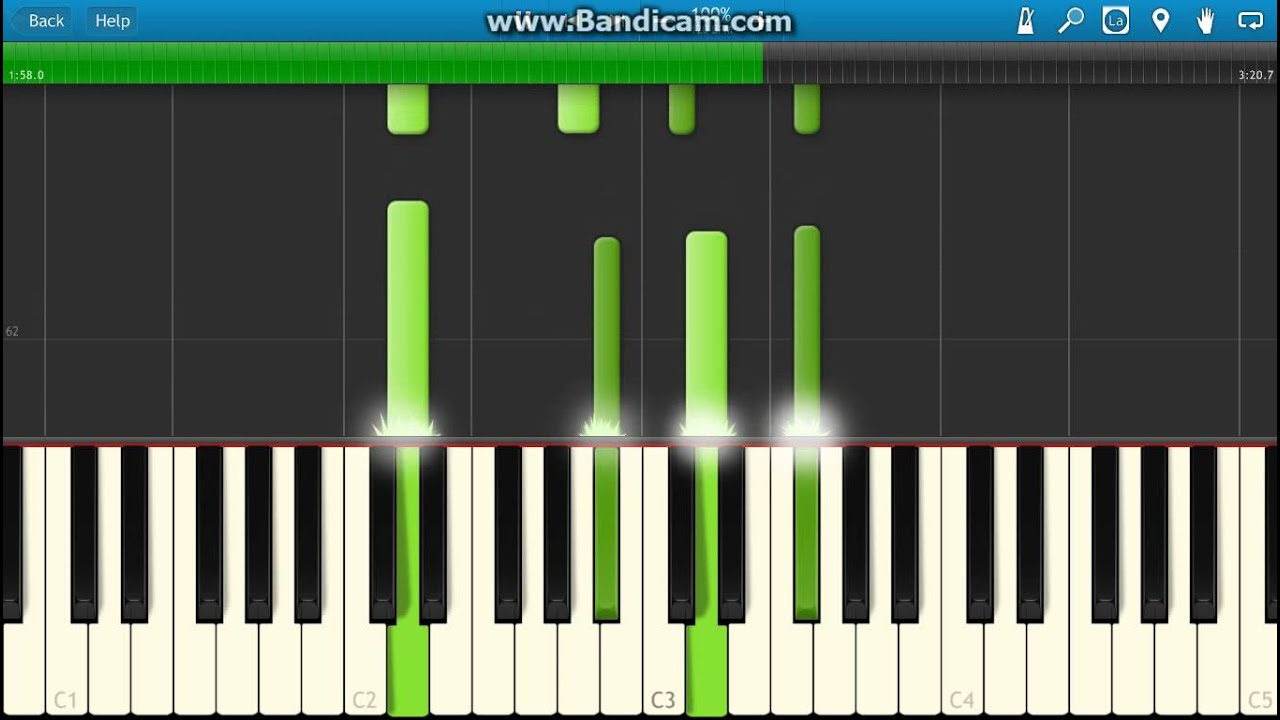 How to play Almost is Never Enough on piano - Ariana Grande and Nathan ...
