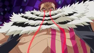 Katakuri awakening devil fruit and foresee future ability HD [Eng Sub]