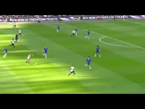 Dele Alli Brilliant Volley and Brilliant assist by Eriksen