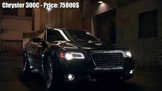 Dr Dre   1000000$  CARS COLLECTION 2017